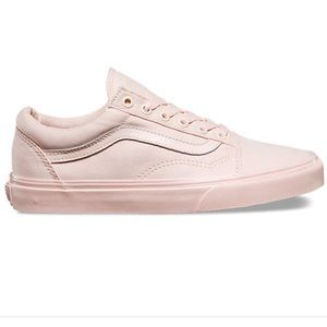 87c5c834a79 Vans Shoes - Mono Canvas Old Skool All Pink Vans